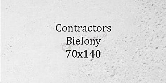 Contractors Bielony 70x140 beton architektoniczny dekoracyjny