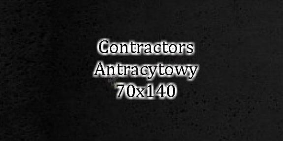 Contractors Antracytowy 70x140 beton architektoniczny dekoracyjny