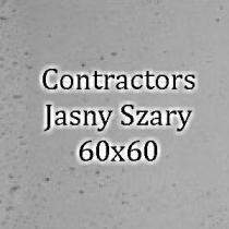 Contractors Jasny Szary 60x60 beton architektoniczny dekoracyjny