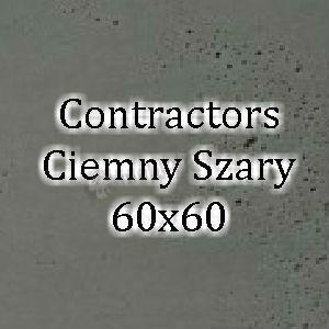 Contractors Ciemno Szary 60x60 beton architektoniczny dekoracyjny