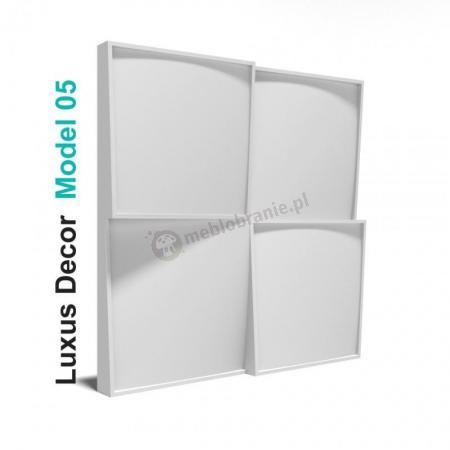 Panele gipsowe 3D - Luxus Decor Model 05