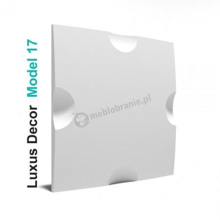 Panele gipsowe 3D - Luxus Decor Model 17