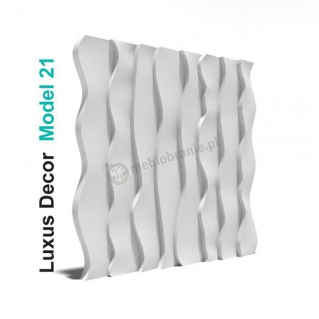 Panele gipsowe 3D - Luxus Decor Model 21