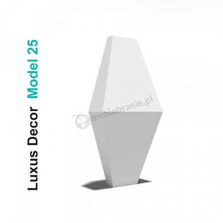 Panele gipsowe 3D - Luxus Decor Model 25