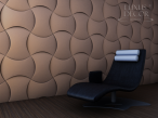 Panele gipsowe 3D - Luxus Decor Model 28