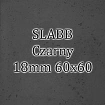 Beton architektoniczny - SLABB Czarny 18mm 60x60cm