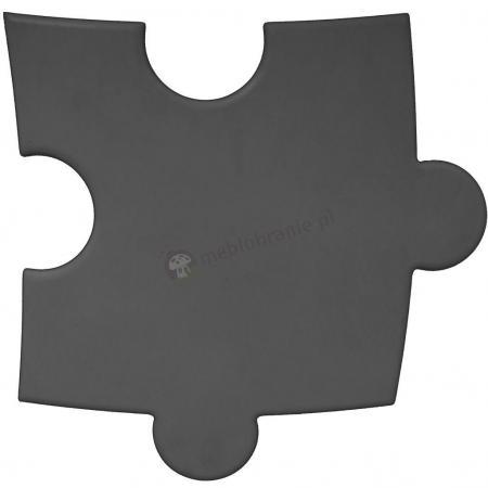 Płytka 3D Puzzle - SLABB Antracyt