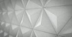 Płytka 3D Pyramids - SLABB Szary