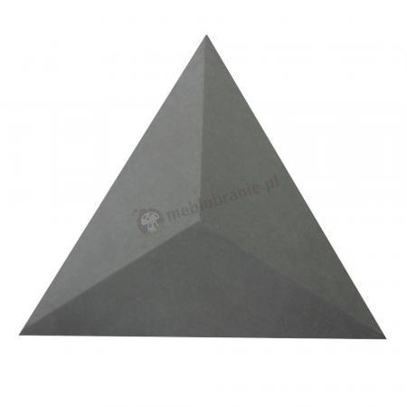 Płytka 3D Pyramids - SLABB Antracyt