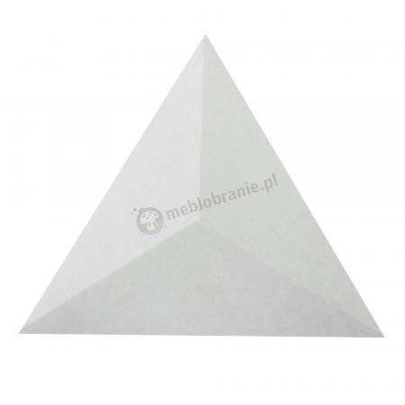 Płytka 3D Pyramids - SLABB Biały