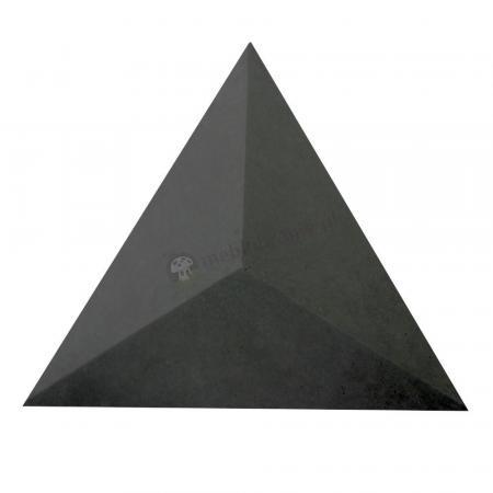 Płytka 3D Pyramids - SLABB Czarny