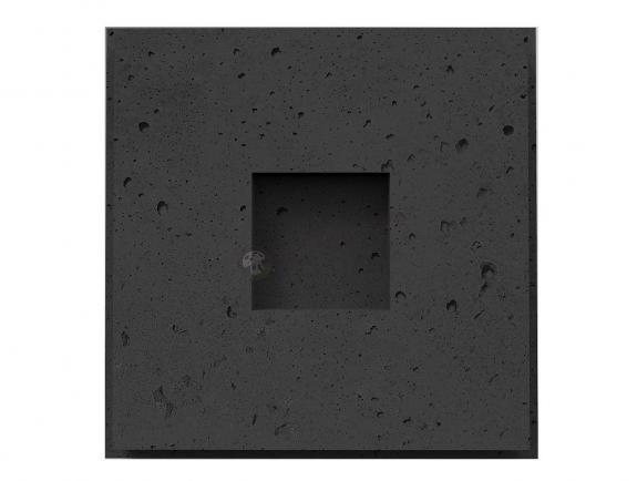 Panele dekoracyjne 3D Vega Graphite Lava - ZICARO