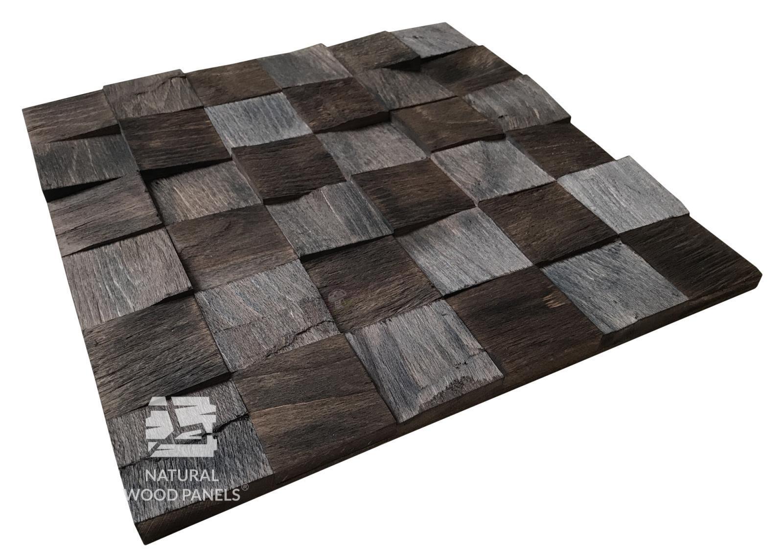Panele kostka łupana Natural Wood