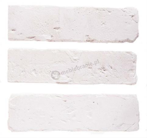 Cegła dekoracyjna Biała - BJM Bricks