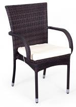 Poduszka siedziskowa na krzesło NASSICO / LAUCA / ORDIANO