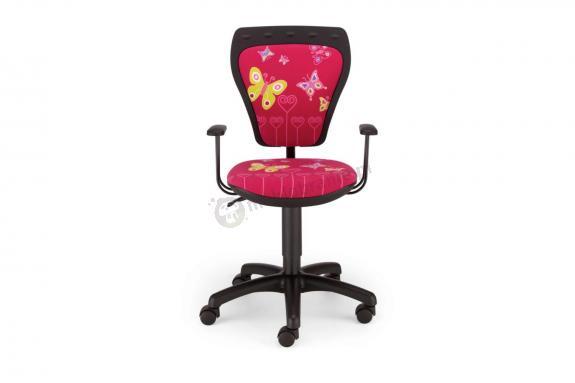 Krzesło obrotowe dla dzieci Cartoons Line GTP TS22 Butterfly