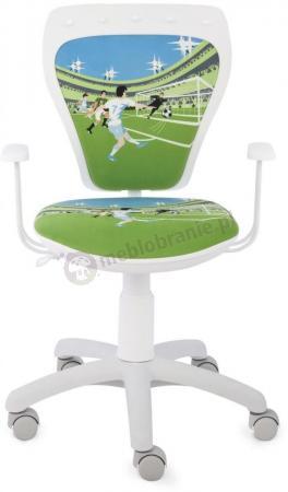 Krzesło obrotowe dla dzieci Ministyle Cartoons Line GTP TS22 La Liga
