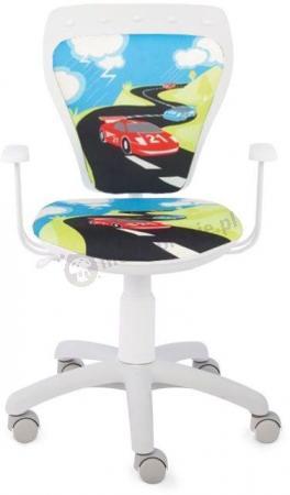 Krzesło obrotowe dla dzieci Ministyle Cartoons Line GTP TS22 Turbo