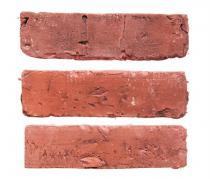 Cegła dekoracyjna Czerwona - BJM Bricks
