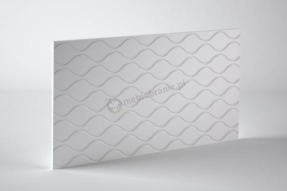 Panele dekoracyjne 3D mdf Mouk - Dm-Poisson - 50x100cm