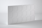 Panele dekoracyjne 3D mdf Mouk - Dm-Cube - 250x100cm