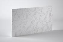 Panele dekoracyjne 3D mdf Mouk - Dm-Turtle - 100x100cm