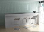 Panele dekoracyjne 3D mdf Mouk - Dm-Flower - 50x100cm