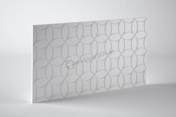 Panele dekoracyjne 3D mdf Mouk - Dm-Equinox - 50x100cm