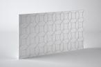 Panele dekoracyjne 3D mdf Mouk - Dm-Equinox - 100x100cm