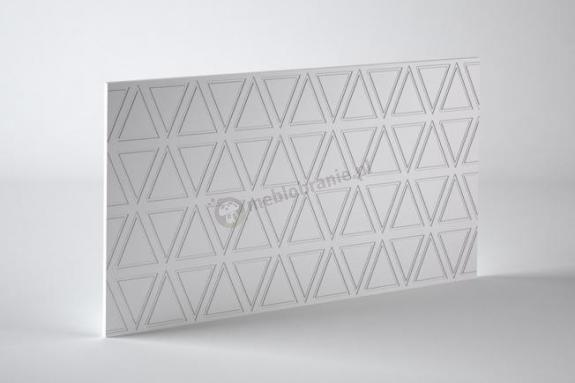 Panele dekoracyjne 3D mdf Mouk - Dm-Pyramids - 50x100cm