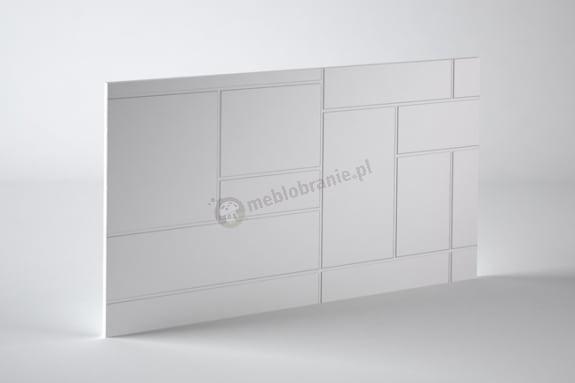 Panele dekoracyjne 3D mdf Mouk - Dm-Cuadratic - 250x100cm