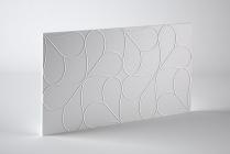 Panele dekoracyjne 3D mdf Mouk - Dm-Lais - 50x100cm