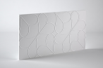 Panele dekoracyjne 3D mdf Mouk - Dm-Lais - 100x100cm