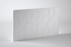 Panele dekoracyjne 3D mdf Mouk - Dm-Lais - 250x100cm