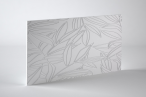 Panele dekoracyjne 3D mdf Mouk - Dm-Natura - 250x100cm