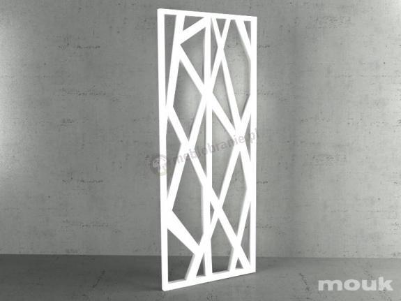 Panele ażurowe dekoracyjne mdf Mouk - Lm-Nido - 100x240 - 18mm