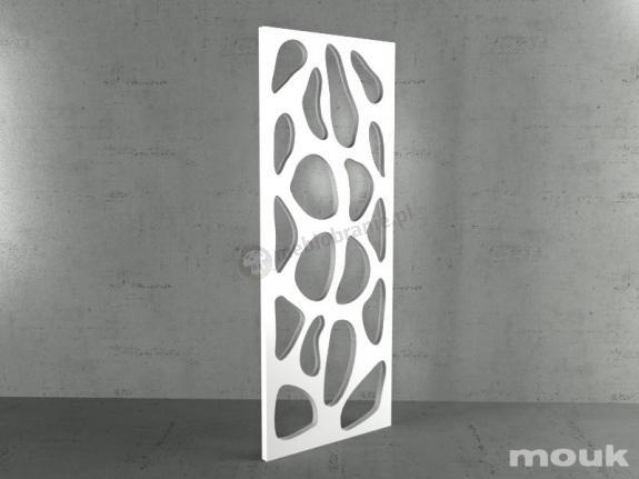 Panele ażurowe dekoracyjne mdf Mouk - Lm-Spore - 100x240 - 18mm