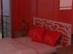 Panele ażurowe dekoracyjne mdf Mouk - Lm-Dansk - 100x240 - 18mm
