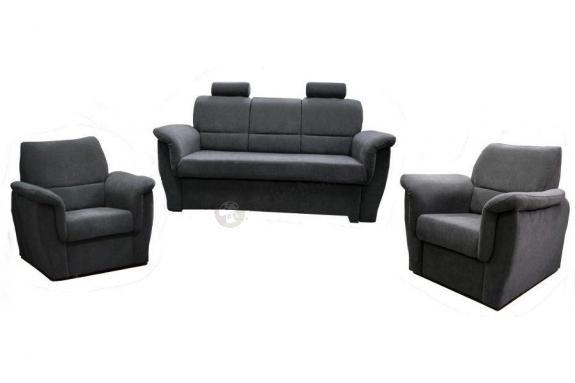 Sofa rozkładana z funkcją spania Diana