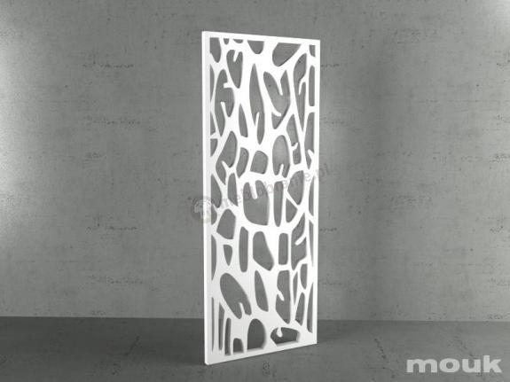 Panele ażurowe dekoracyjne mdf Mouk - Lm-Leaf - 100x240 - 18mm