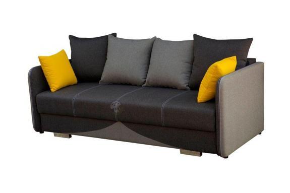 Sofa rozkładana 3 osobowa Iga