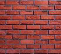 Arnhem Rosso Incana Brick - Cegła dekoracyjna czerwona