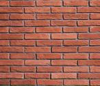 Cegła dekoracyjna czerwona - Antica Arancia Incana Brick