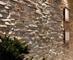 Kamień dekoracyjny szary beż - Vermont Royale Incana - aranżacja