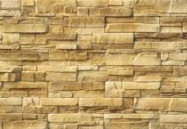 Narożnik - Kamień dekoracyjny żólty - Montana Brown Incana Stone
