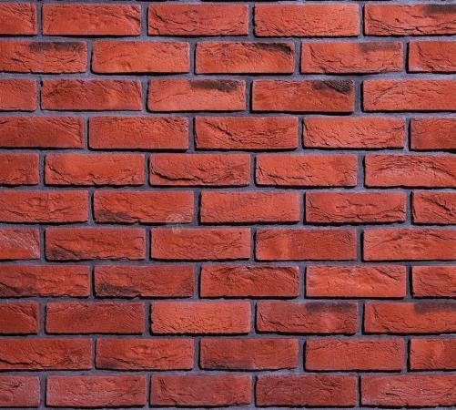 Cegła narożna dekoracyjna czerwona - Arnhem Rosso Incana Brick