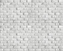 Cegła narożna dekoracyjna Biała - Retro Vanilla Incana