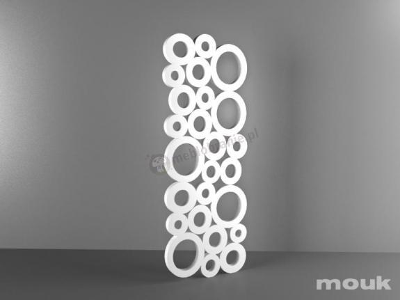 Panele ażurowe dekoracyjne mdf Mouk - Lm-Eclipse - 100x240 - 18mm