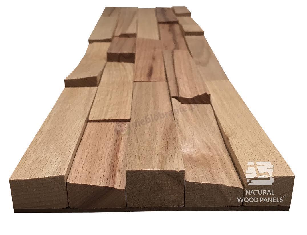 Cegiełka drobna - Natural Wood