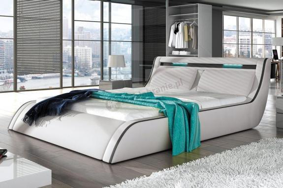 łóżko Nowoczesne Do Sypialni Corfu Wersal